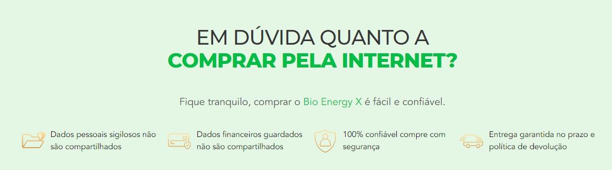 bio energy x comprar