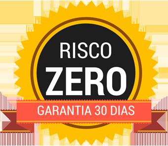 Selo Garantia risco zero