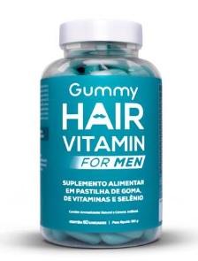 Gummy Hair For Man 1
