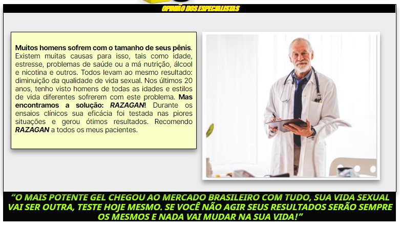 RAZAGAN V12 DEPOIMENTOS 2