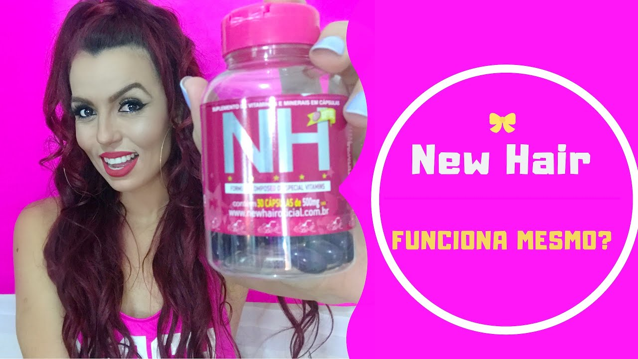New Hair Funciona 3