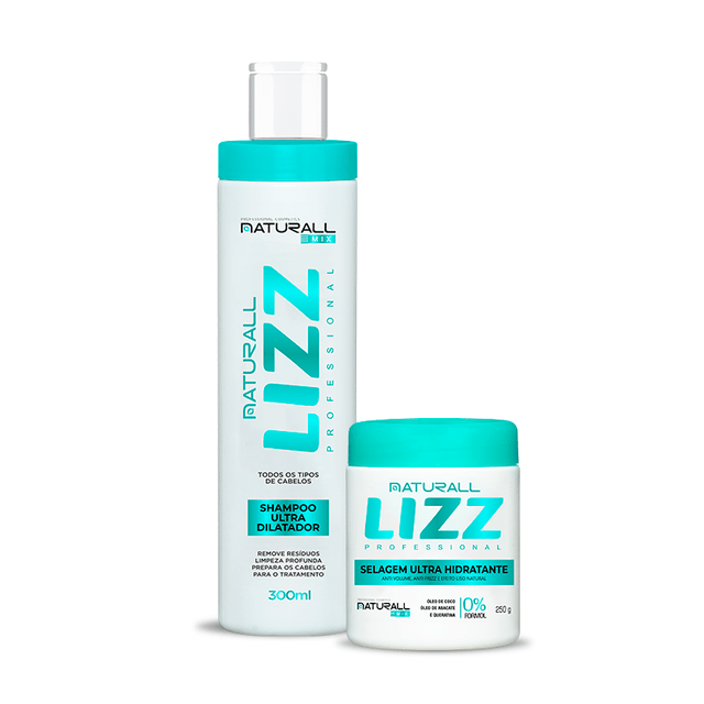 Natural Lizz 3