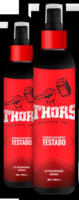 Thors Hammer Gel 1
