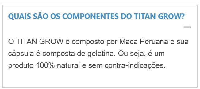 TitanGrowcomposicao1