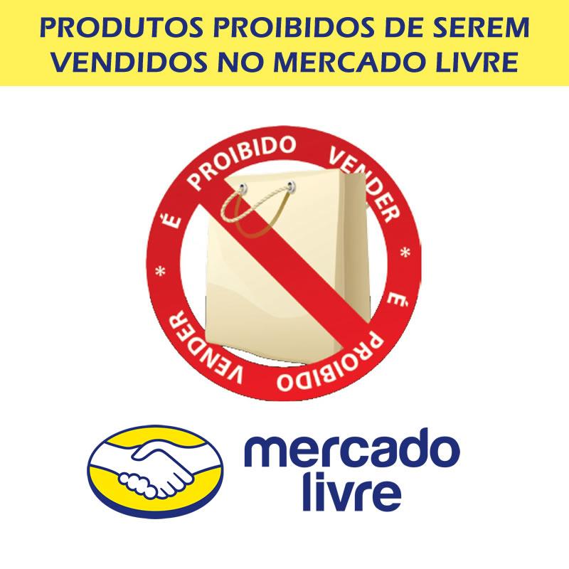 venda proibida mercado livre
