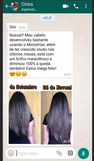Minox Hair resultados 01